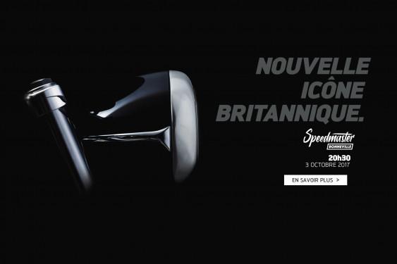 Nouveau Triumph Bonneville Speedmaster